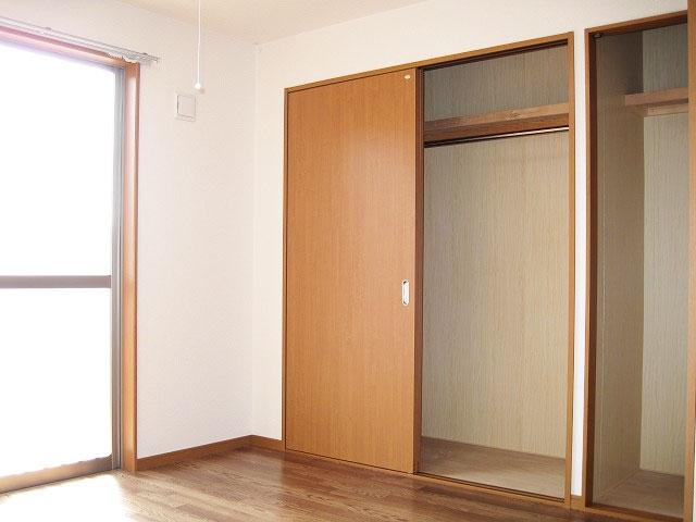 アリーナ 103号室の収納