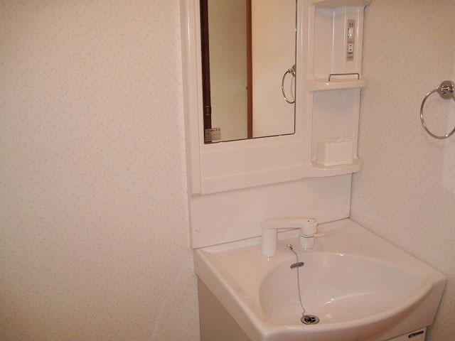 アリーナ 103号室の洗面所