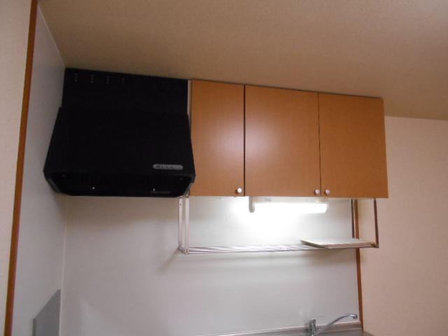 オークス中切 202号室のキッチン