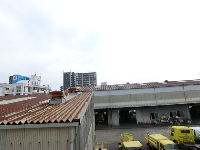 グランメール博多東 301号室の景色