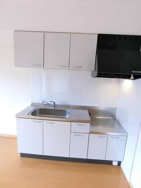 グランメール博多東 301号室のキッチン