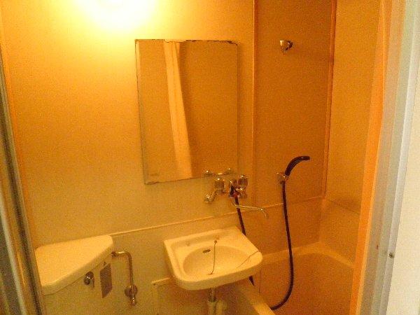 中川ビル 202号室の風呂
