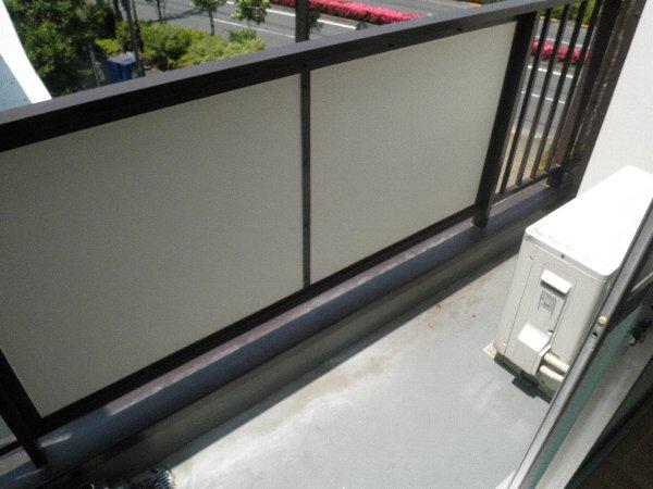 中川ビル 202号室の景色