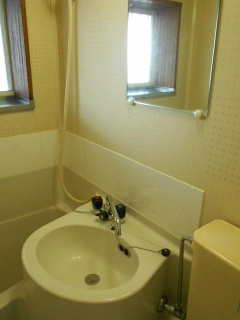 シャルム伊藤 205号室の洗面所