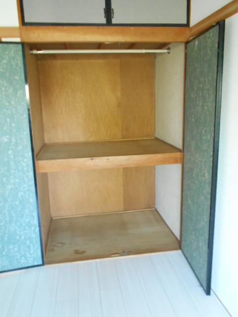 シャルム伊藤 205号室の収納