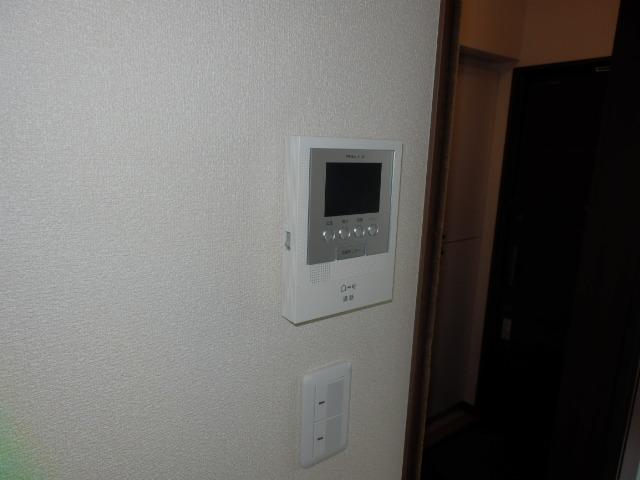 メゾン・ド・ロイ 102号室のセキュリティ