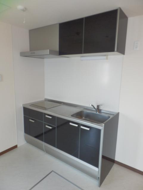 メゾン・ド・ロイ 102号室のキッチン