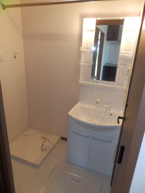 メゾン・ド・ロイ 102号室の洗面所