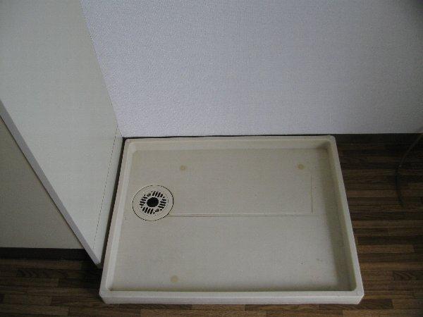 アゼリヤハイツ 101号室の洗面所
