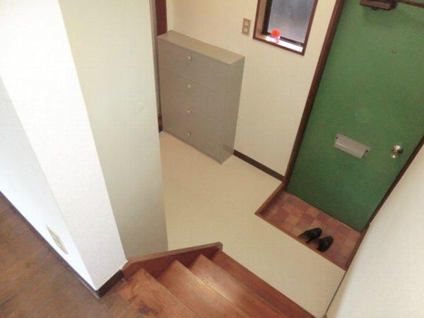 ブルーバーズレジデンス 301号室の玄関