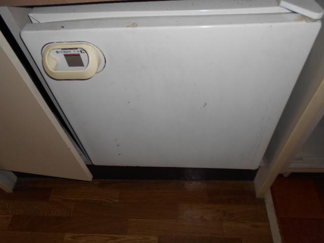 ホワイトウイング連光寺Ⅰ 203号室のキッチン