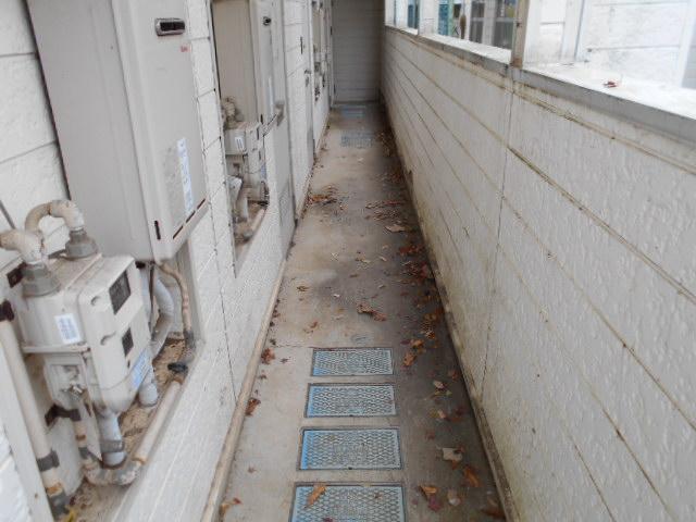 ホワイトウイング連光寺Ⅲ 104号室のロビー