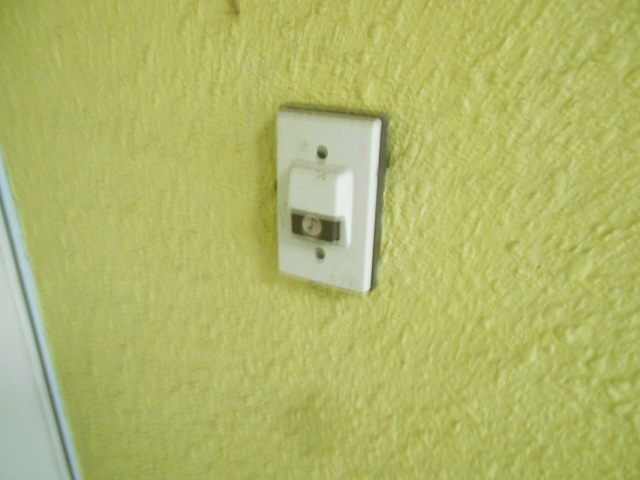 セフィール程久保 203号室のセキュリティ