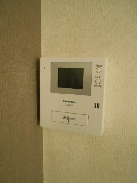 ジュネスハイム 105号室のセキュリティ