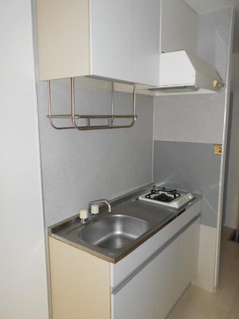 ジュネスハイム 105号室のキッチン