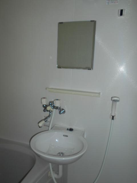 ジュネスハイム 105号室の洗面所
