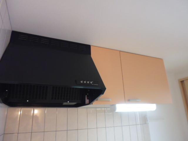 ルネス カーサ 104号室のキッチン
