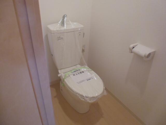 ルネス カーサ 104号室のトイレ