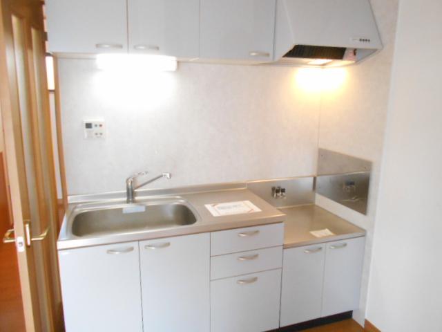 ル・ボヌールAのキッチン