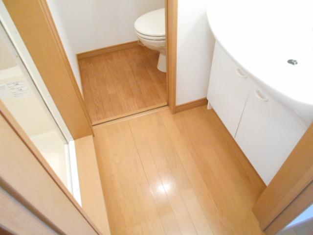 ル・ボヌールAの洗面所