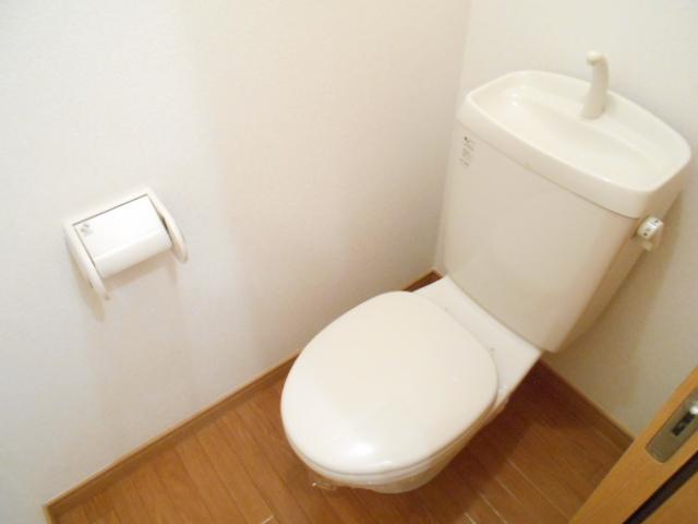 ル・ボヌールAのトイレ