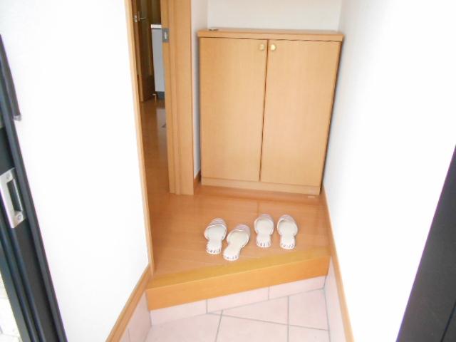 ル・ボヌールAの玄関