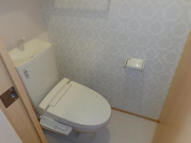 ウィットM 桜ヶ丘のトイレ