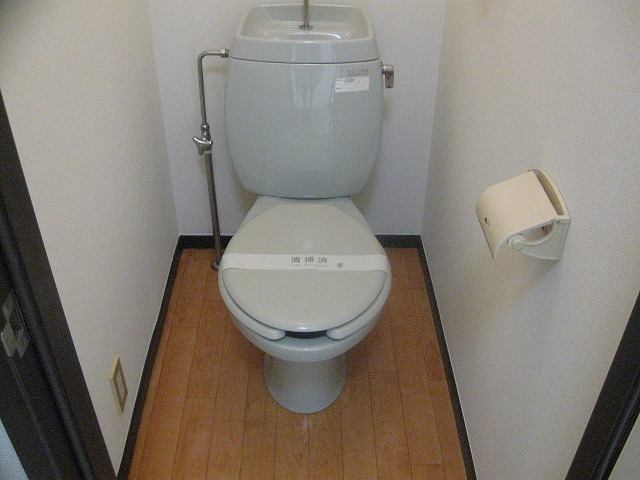プチハイツ下高井戸 104号室のトイレ