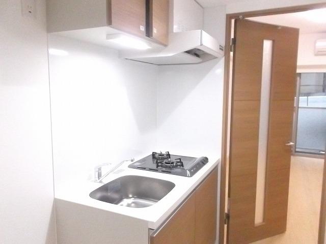 LEXE明大前 501号室のキッチン