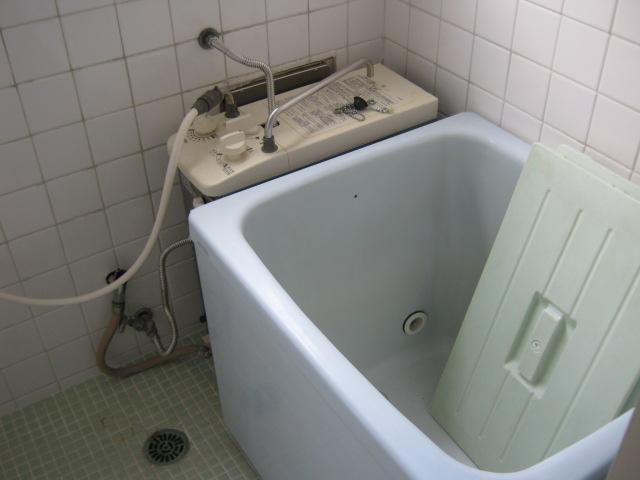 サニーハウス 202号室の風呂