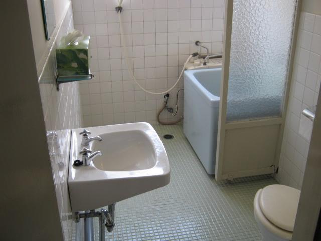 サニーハウス 202号室の洗面所
