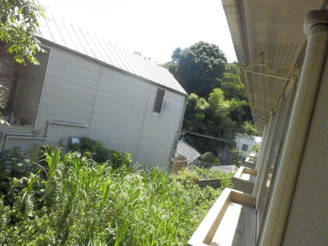 ルネッサンス向ヶ丘 201号室の景色