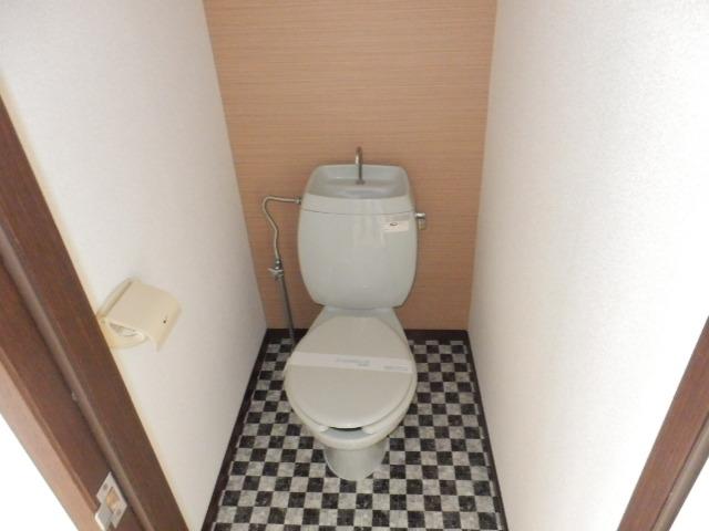 グランドハイツⅠ 105号室のトイレ