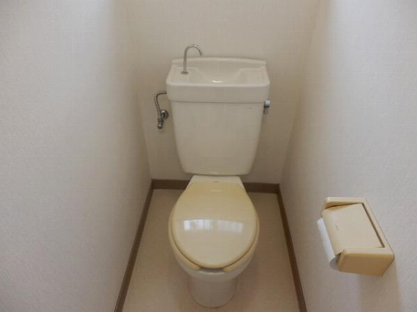 アビタシオン生田第2 103号室のトイレ