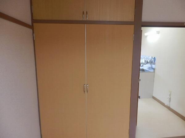 アビタシオン生田第2 103号室の収納