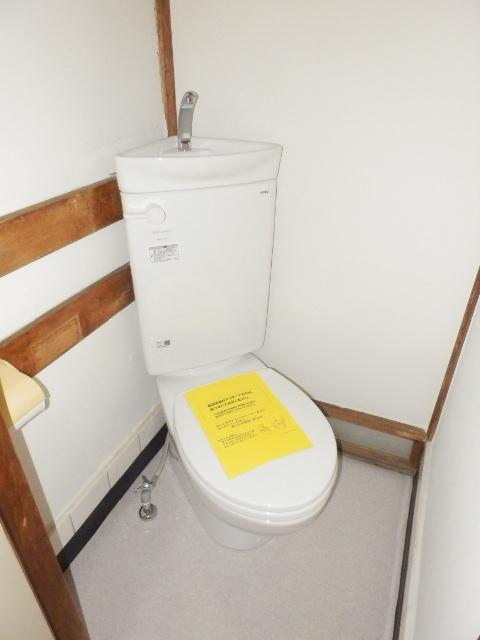 滝野川荘 201号室のトイレ