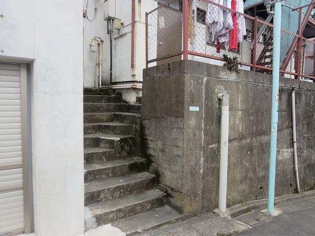 滝野川荘 201号室のエントランス
