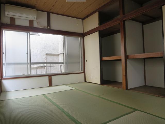 滝野川荘 201号室のリビング
