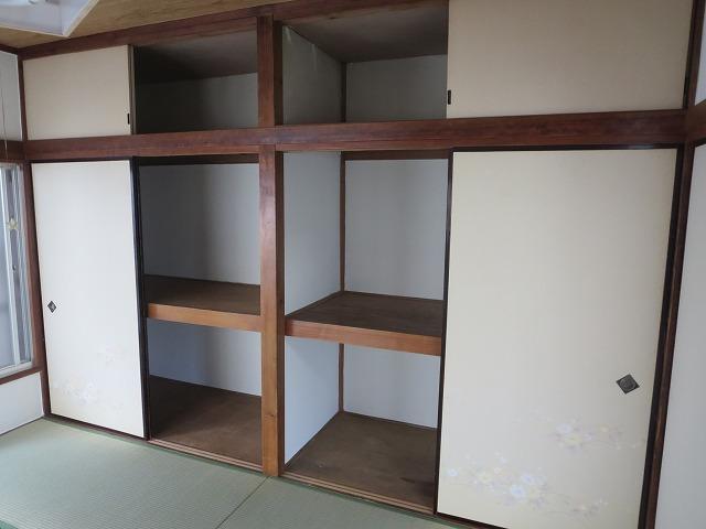 滝野川荘 201号室の収納