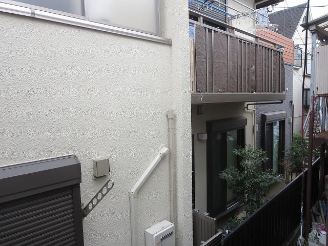 滝野川荘 201号室の景色