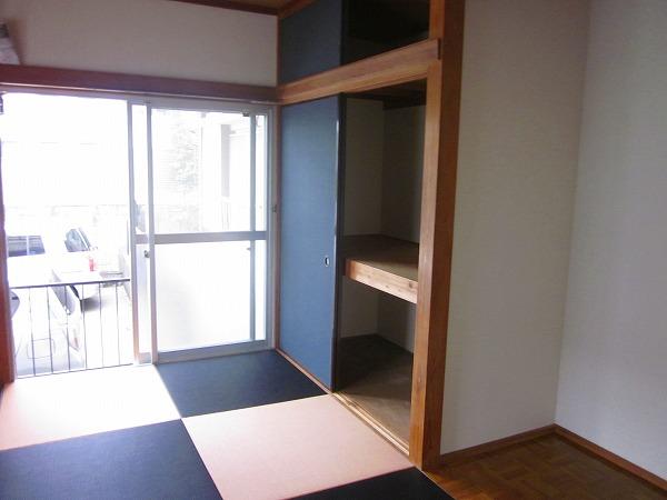ハイツ洗足 101号室のベッドルーム