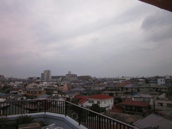メゾン赤松 502号室の景色