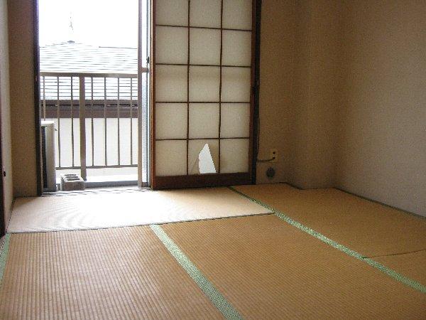桜山ハイツ 202号室のリビング