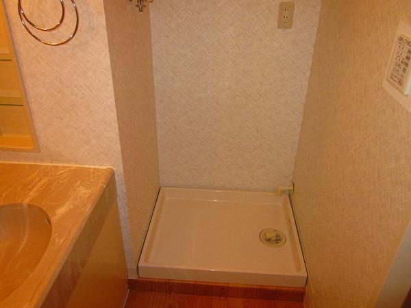 プルミエール洗足池 301号室の設備