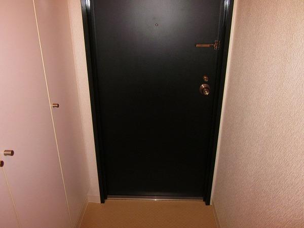 プルミエール洗足池 301号室の玄関