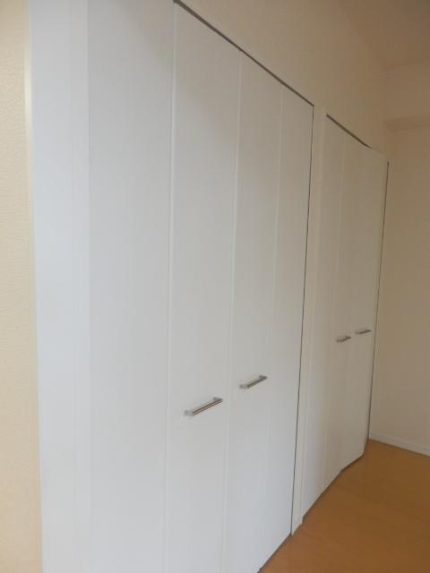 クリオ上野毛ラ・モード 105号室の収納