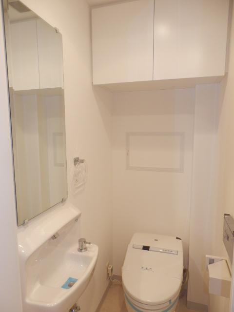 クリオ上野毛ラ・モード 105号室のトイレ