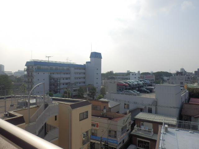 クリオ上野毛ラ・モード 605号室の設備