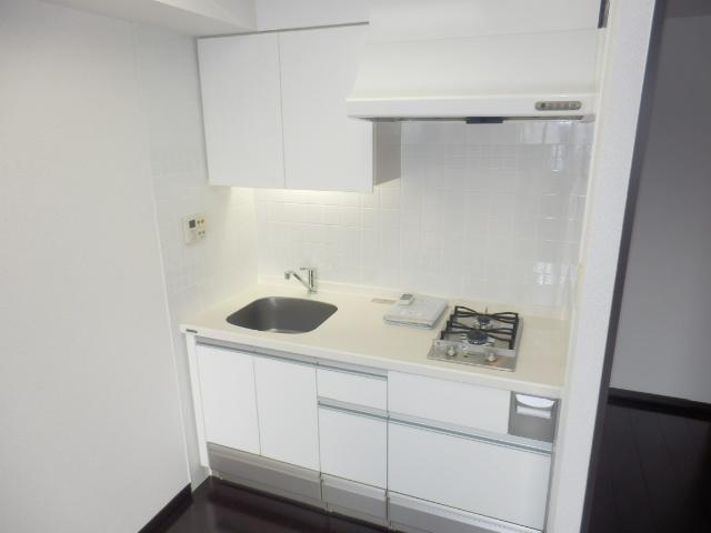 クリオ上野毛ラ・モード 605号室のキッチン