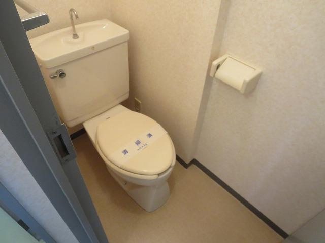 グランドヒル キクヤ 306号室のトイレ